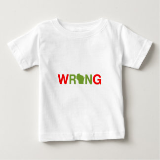 Ron Johnson is Wrong Baby T-Shirt
