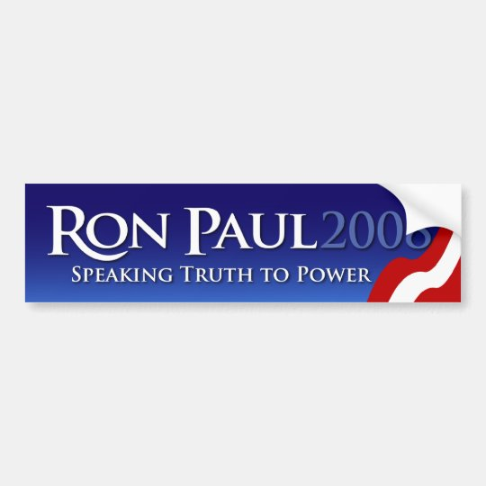 Ron Paul 2008 Bumper Sticker