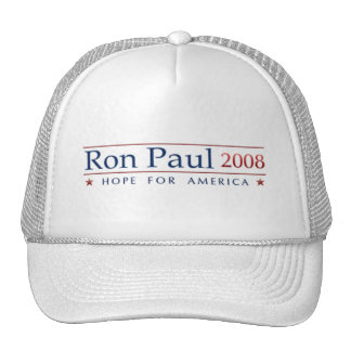 Ron Paul 2008 Hat
