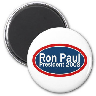 ron paul 2008 refrigerator magnets