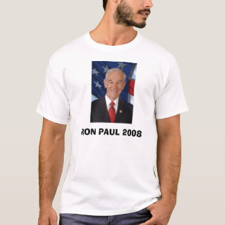 RON PAUL 2008 T-Shirt