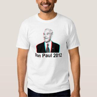 Ron Paul 2012 3d Tshirts