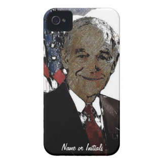 RON PAUL 2012 - Artsy Style Drawing iPhone 4 Cover