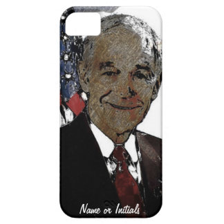RON PAUL 2012 - Artsy Style Drawing iPhone 5 Cases