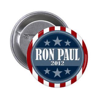 Ron Paul 2012 Pinback Button