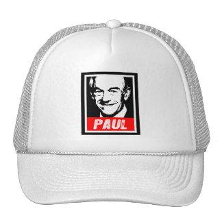 RON PAUL 2012 TRUCKER HAT