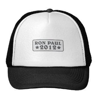 RON-PAUL-2012 MESH HAT