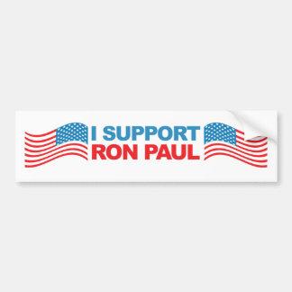 Ron Paul - 2012 election president vote Bumper Sticker