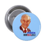 Ron Paul 2012 for President Buttons