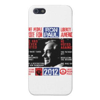 Ron Paul 2012 iPhone 5 Case