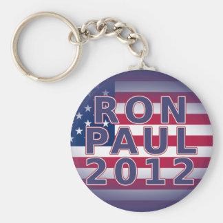 Ron Paul 2012 Key Chain
