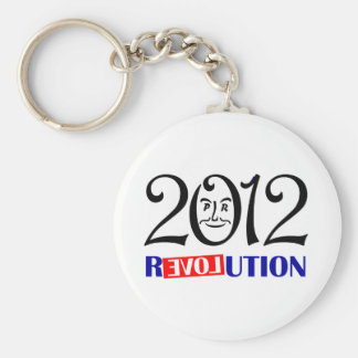 Ron Paul 2012 Keychains