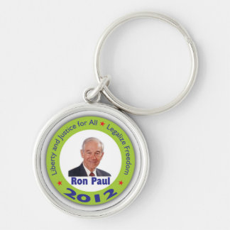 Ron Paul 2012 Keychain
