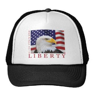 RON PAUL 2012 LIBERTY TRUCKER HAT