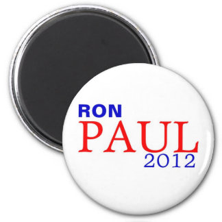 RON PAUL 2012 REFRIGERATOR MAGNETS