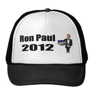 Ron Paul 2012 Peace & Liberty Mesh Hat