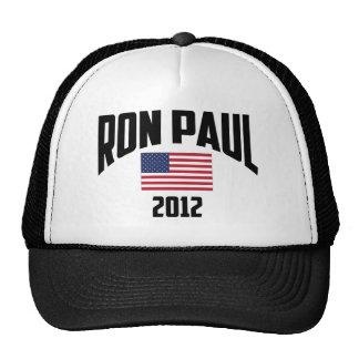 Ron Paul 2012.png Trucker Hat