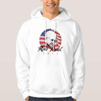 Ron Paul 2012 Sketch Design Sweatshirts