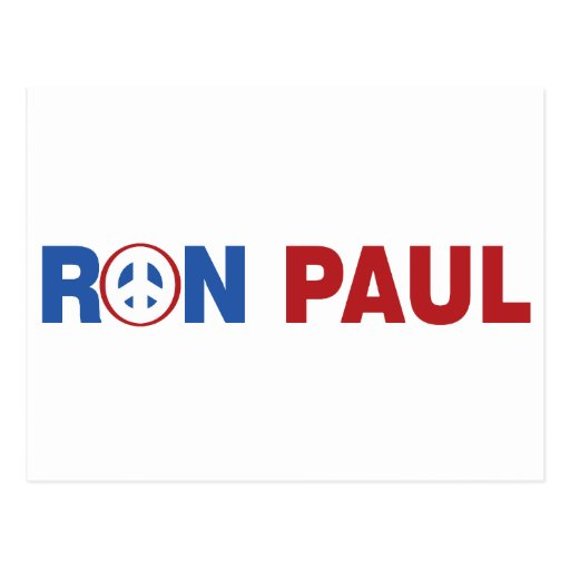 Ron Paul 2012 The Peace Candidate