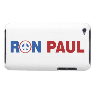 Ron Paul 2012 The Peace Candidate iPod Touch Covers