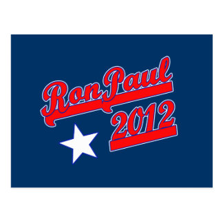 Ron Paul 2012 Tshirts Campaign Gear Postcards