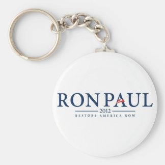 ron paul 2012 usa president election logo politics keychains