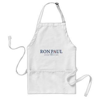 ron paul 2012 usa president election logo politics standard apron