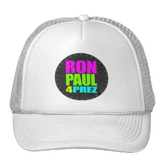 RON PAUL 4 PREZ CAP