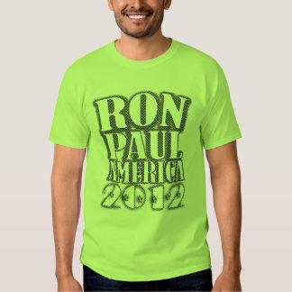 Ron Paul America 2012 Shirt
