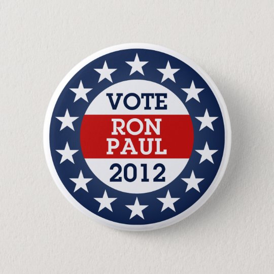 RON PAUL | BUTTON