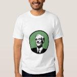 Ron Paul Circle Green 2 Shirt