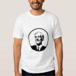 Ron Paul Circle White Shirt