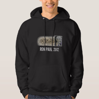 Ron Paul Constitution Hoodie