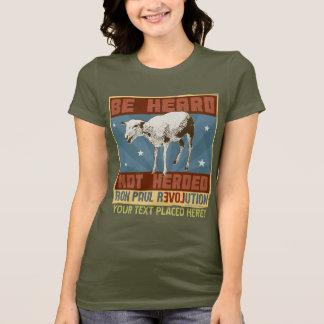 Ron Paul Convention Shirt