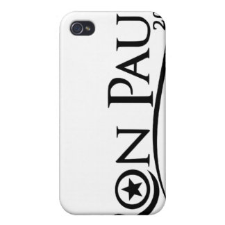 Ron Paul Curve iPhone Case Covers For iPhone 4