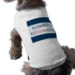 Ron Paul Doggie Shirt