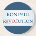 Ron Paul Drink Coaster