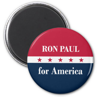 Ron Paul for America Refrigerator Magnets