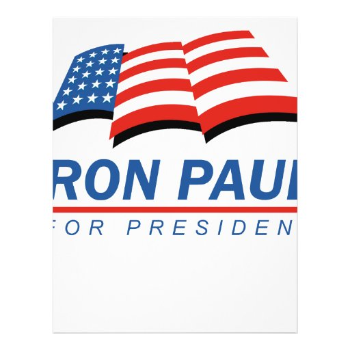 Ron Paul for President (13) Flyers