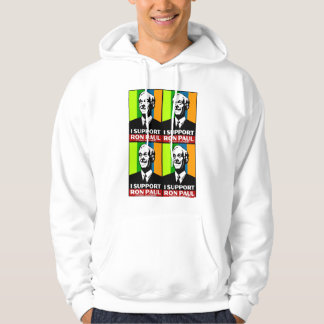 ron paul for president 2012 hoodie
