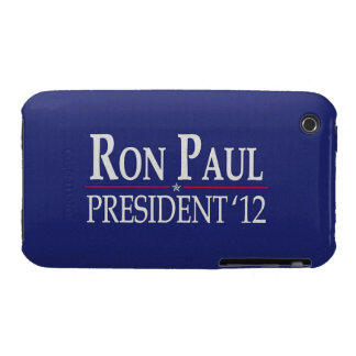 Ron Paul for President 2012 iPhone 3 Cases