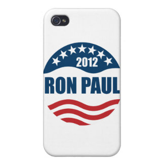 Ron Paul for president 2012 iPhone 4/4S Cover