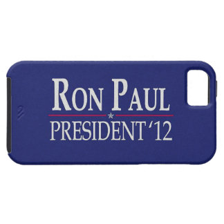 Ron Paul for President 2012 Tough iPhone 5 Case