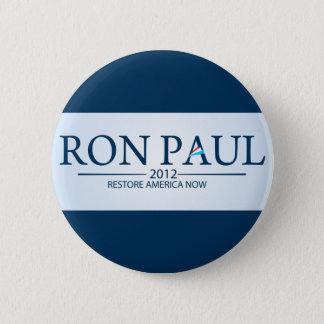 Ron Paul for President 6 Cm Round Badge