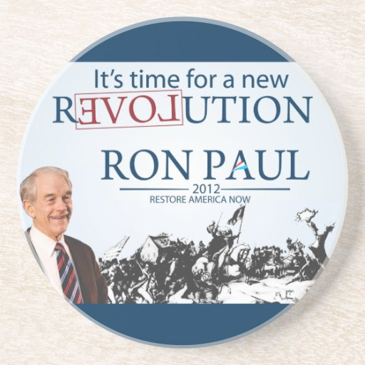 Ron Paul for President Coasters
