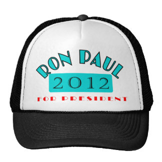 Ron Paul for President.png Trucker Hats