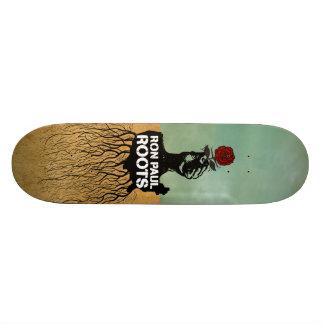 Ron Paul GrassRoots Skateboard Deck
