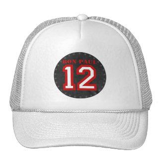 RON PAUL IN '12 CAP