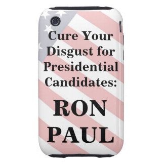 Ron Paul iphone case Tough iPhone 3 Cover