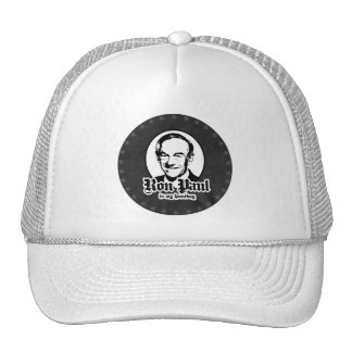RON PAUL IS MY HOMEBOY CAP